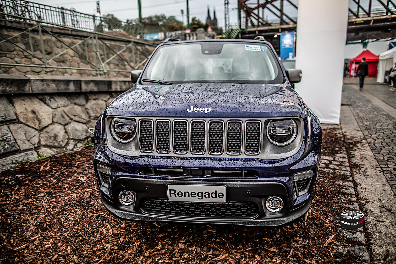 Alu kola Jeep Renegade