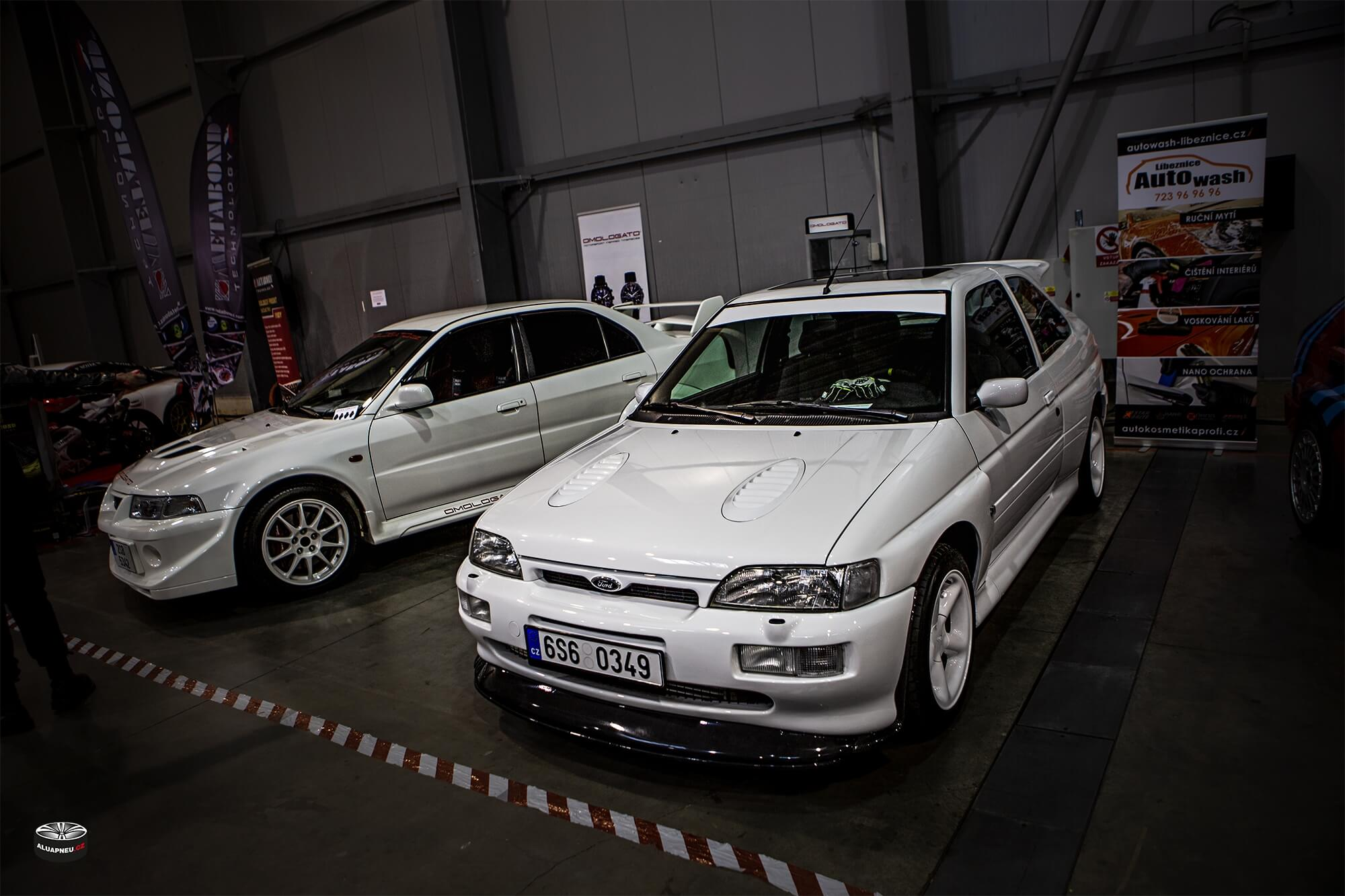 Alu kola Ford Escort Cosworth
