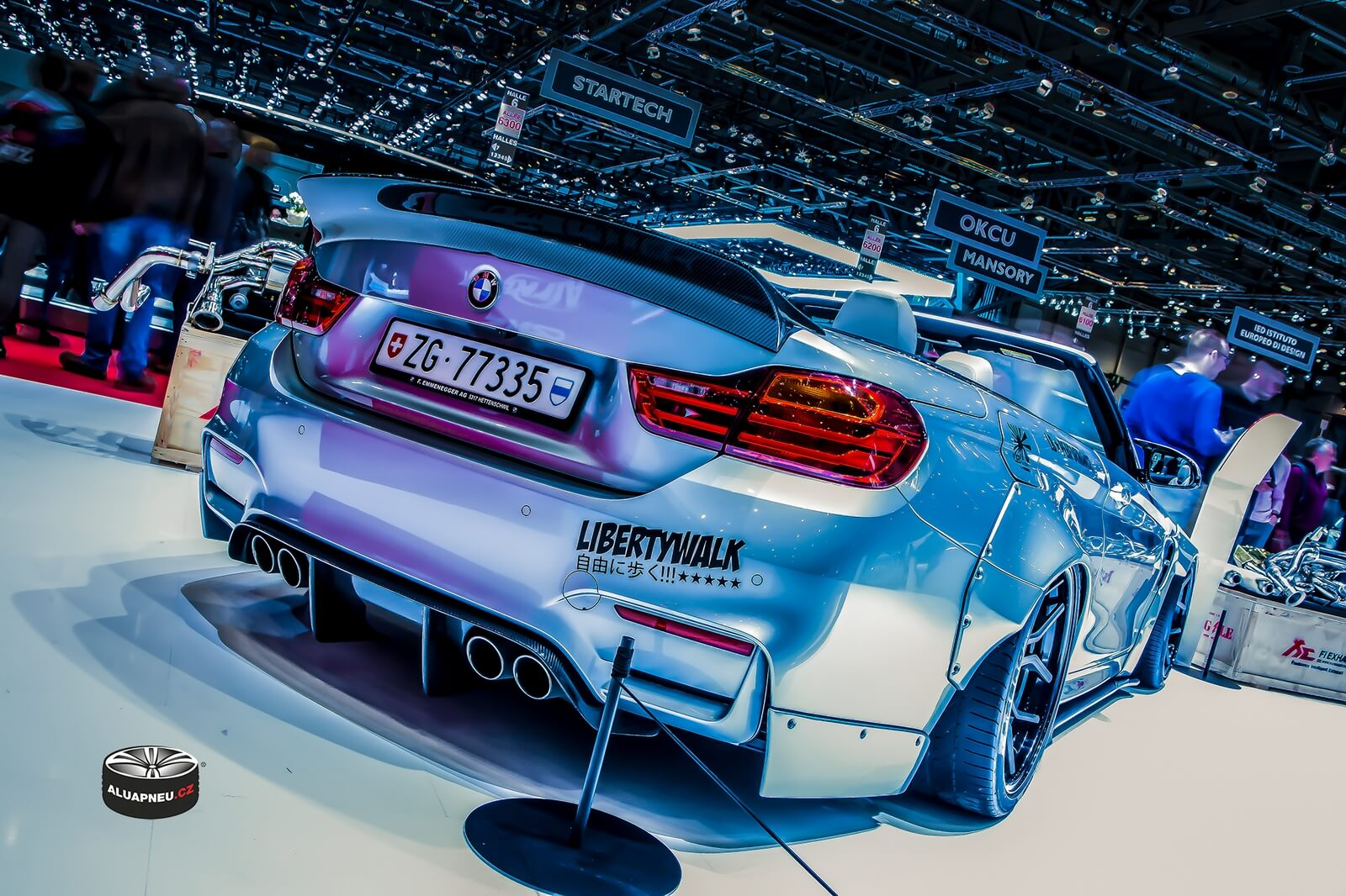 Liberty Walk BMW