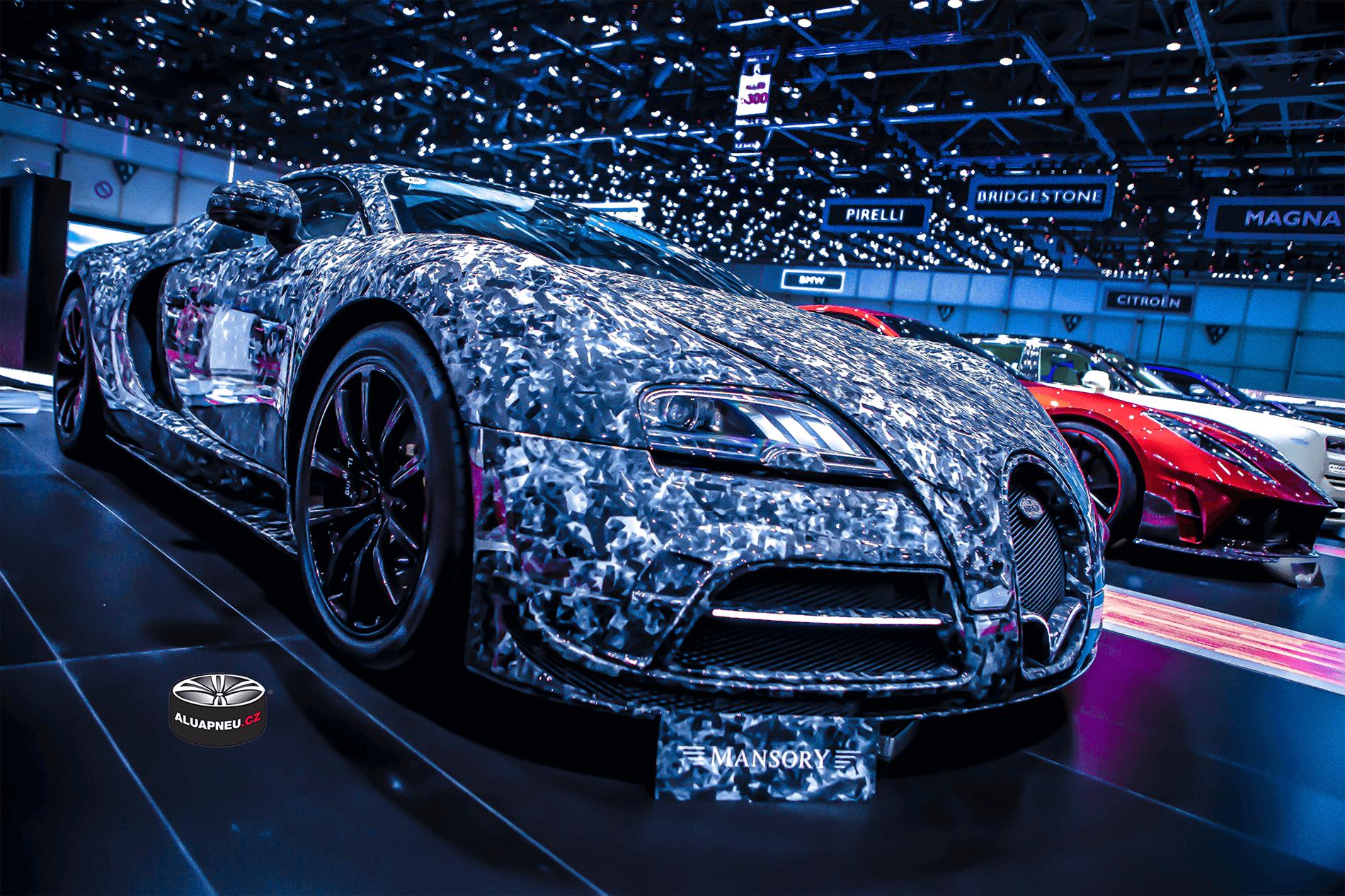 Bugatti Mansory 2018