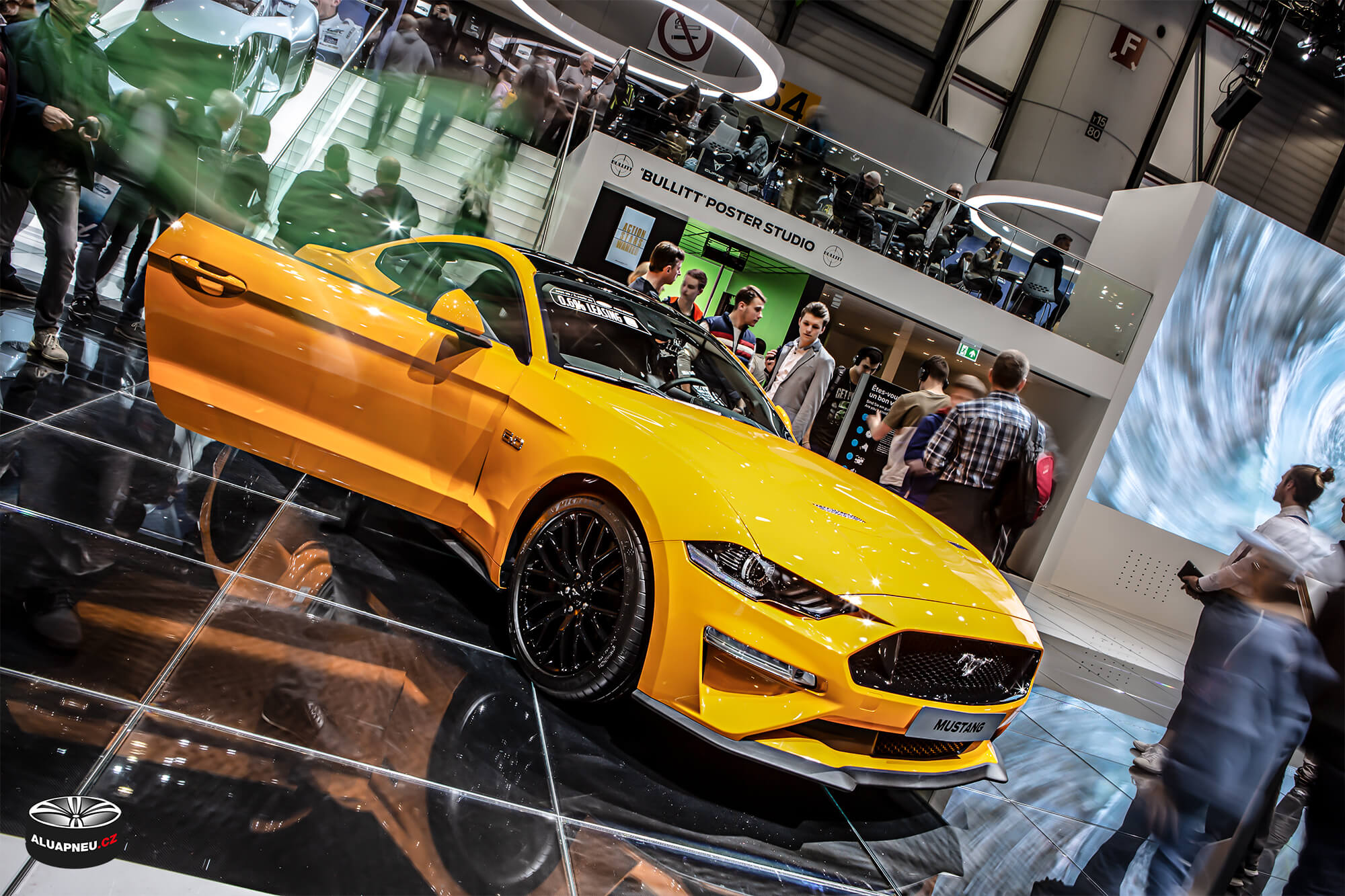Disky Ford Mustang