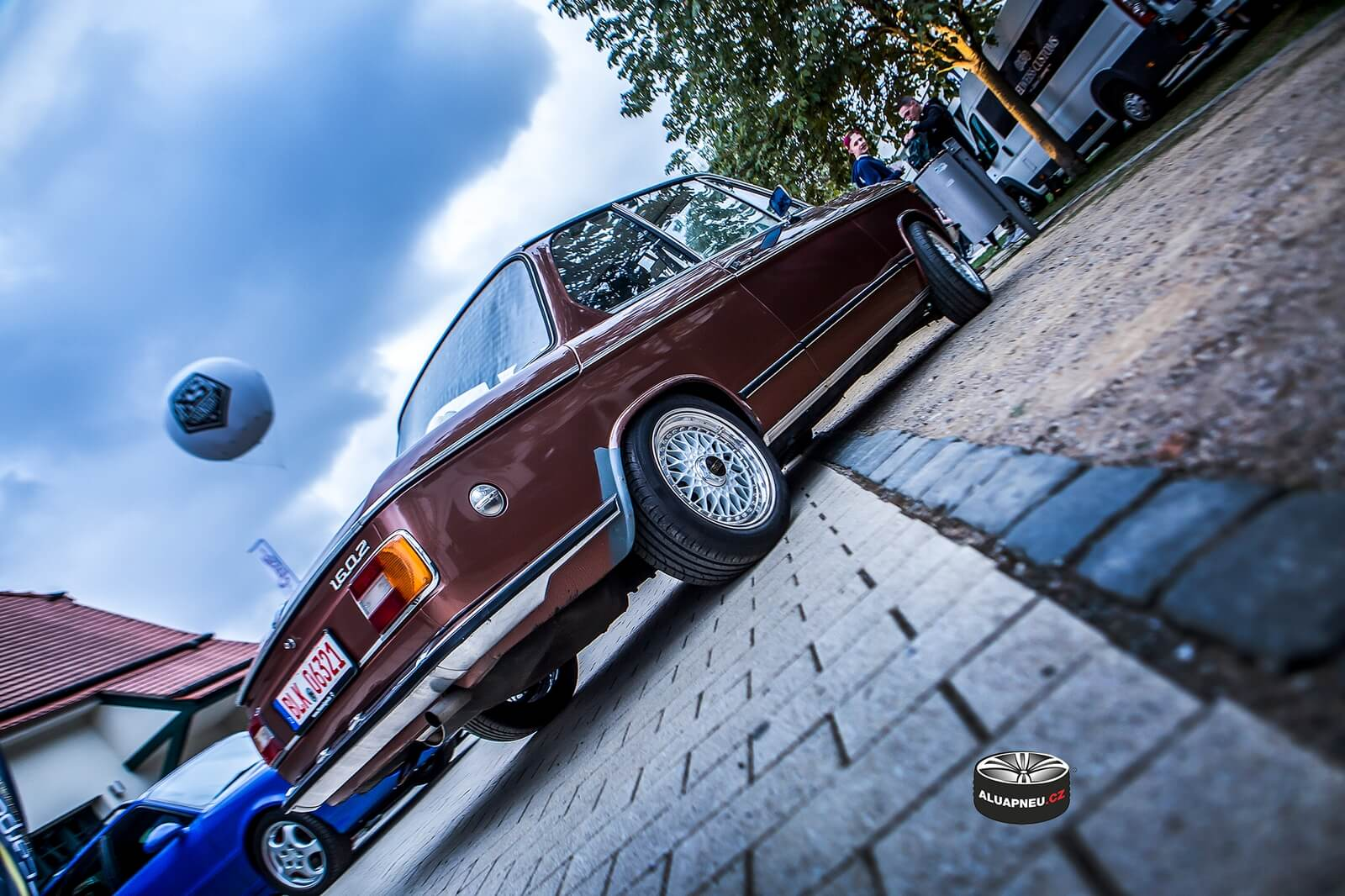 Alu disky BBS Bmw 3 young timer - tuning Dresden