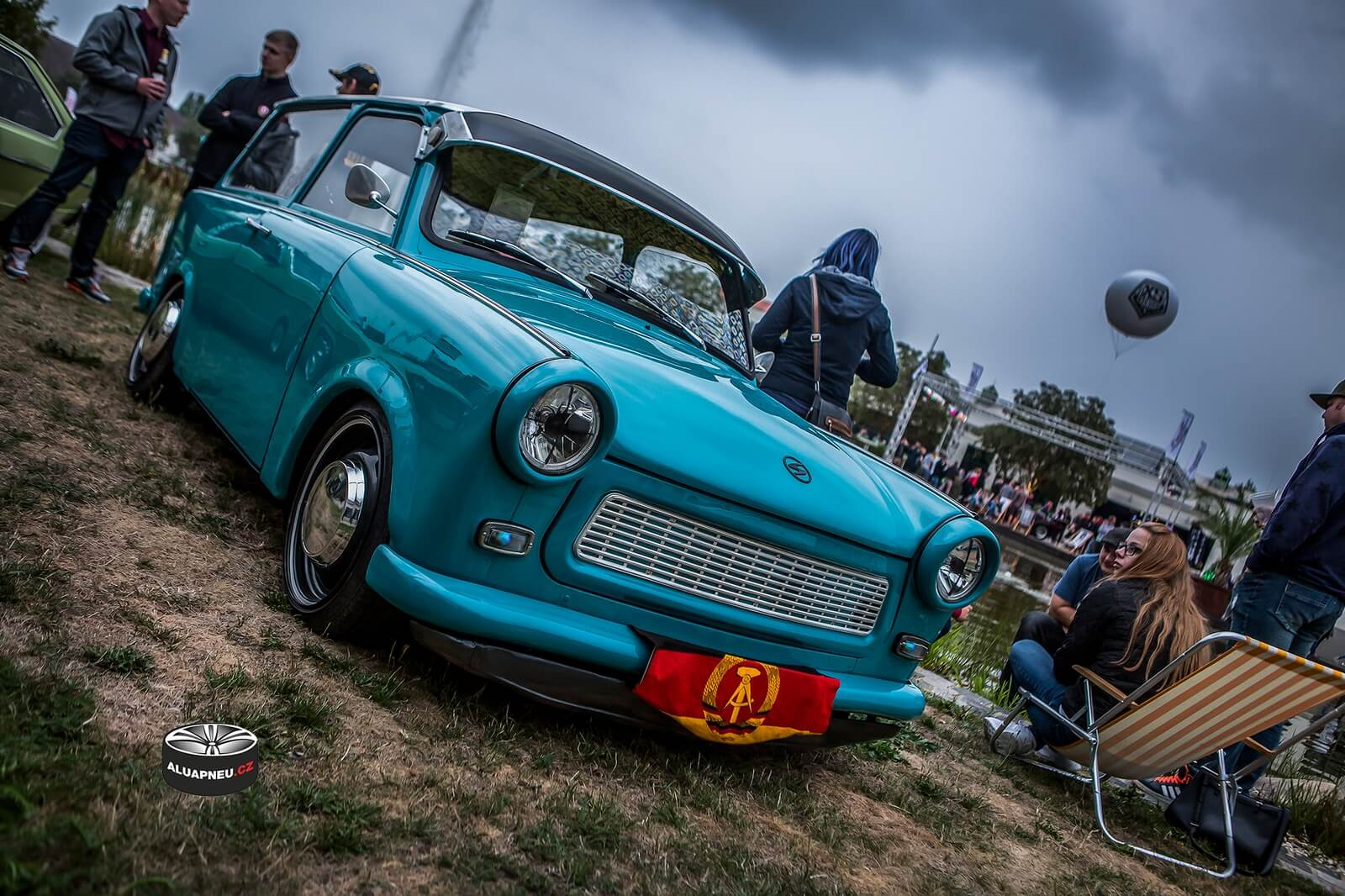 Disky Trabant tuning Dresden