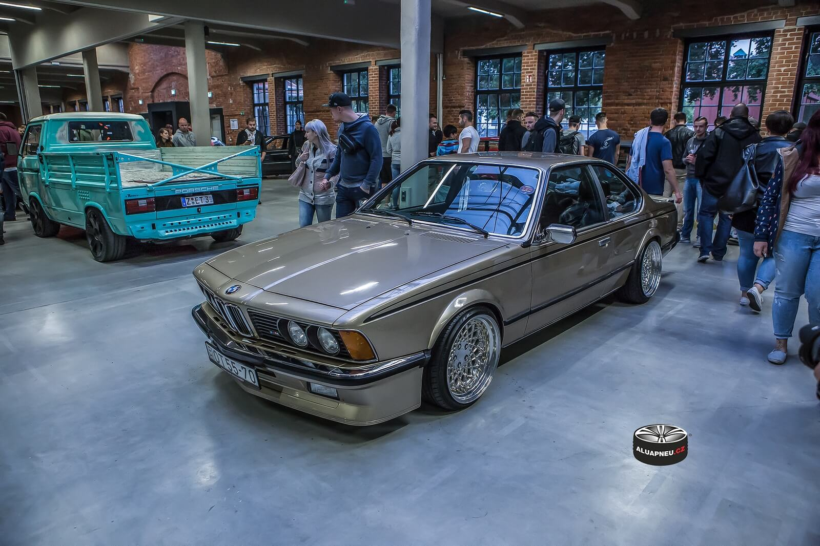 Alu disky BMW serie 6 - tuning Xs CarNight Dresden