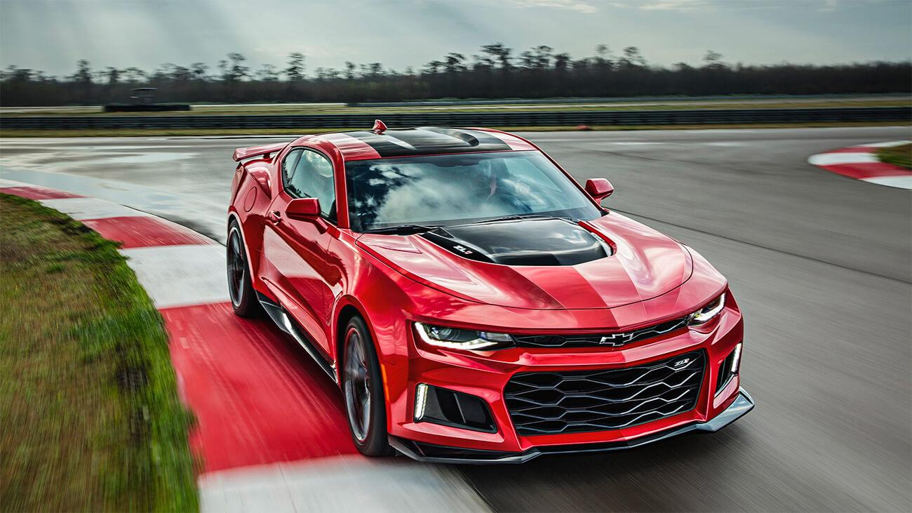ТОП американских спортивных автомобилей