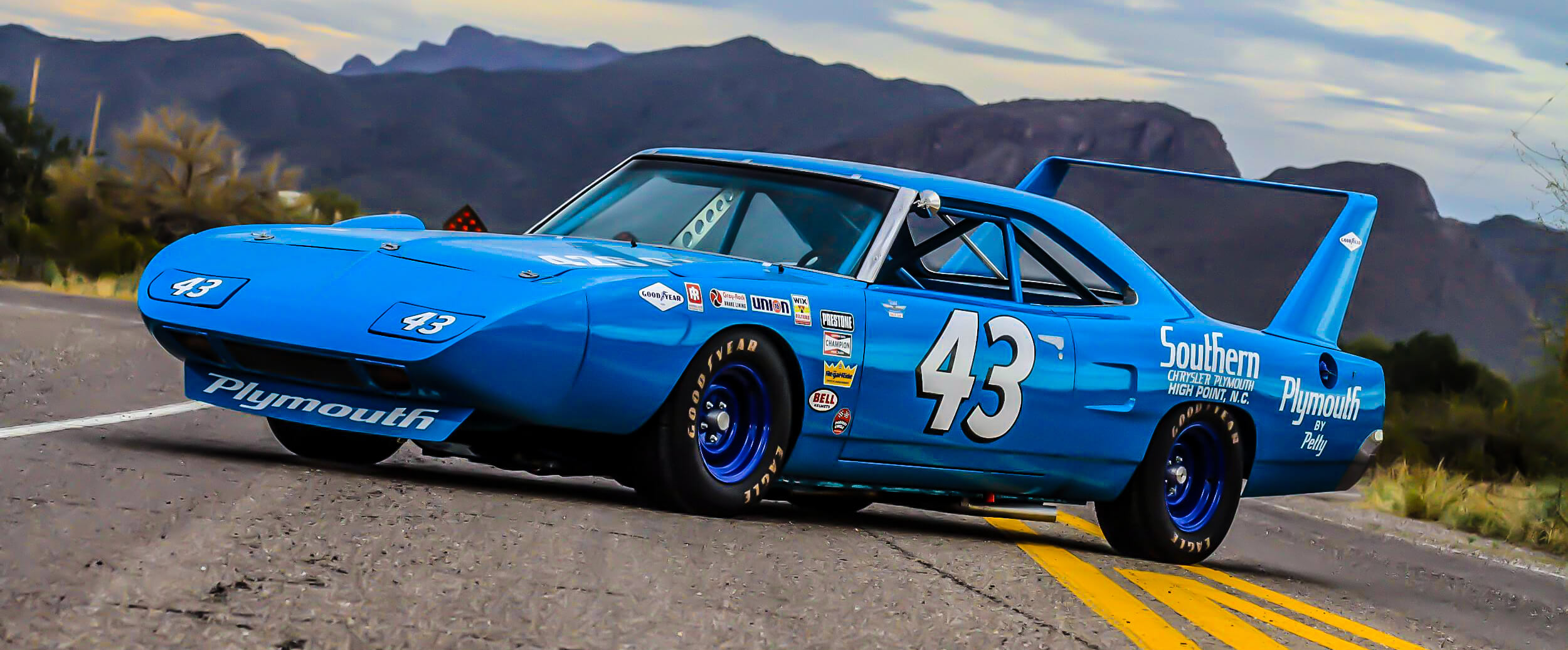 Plymouth Charger Superbird