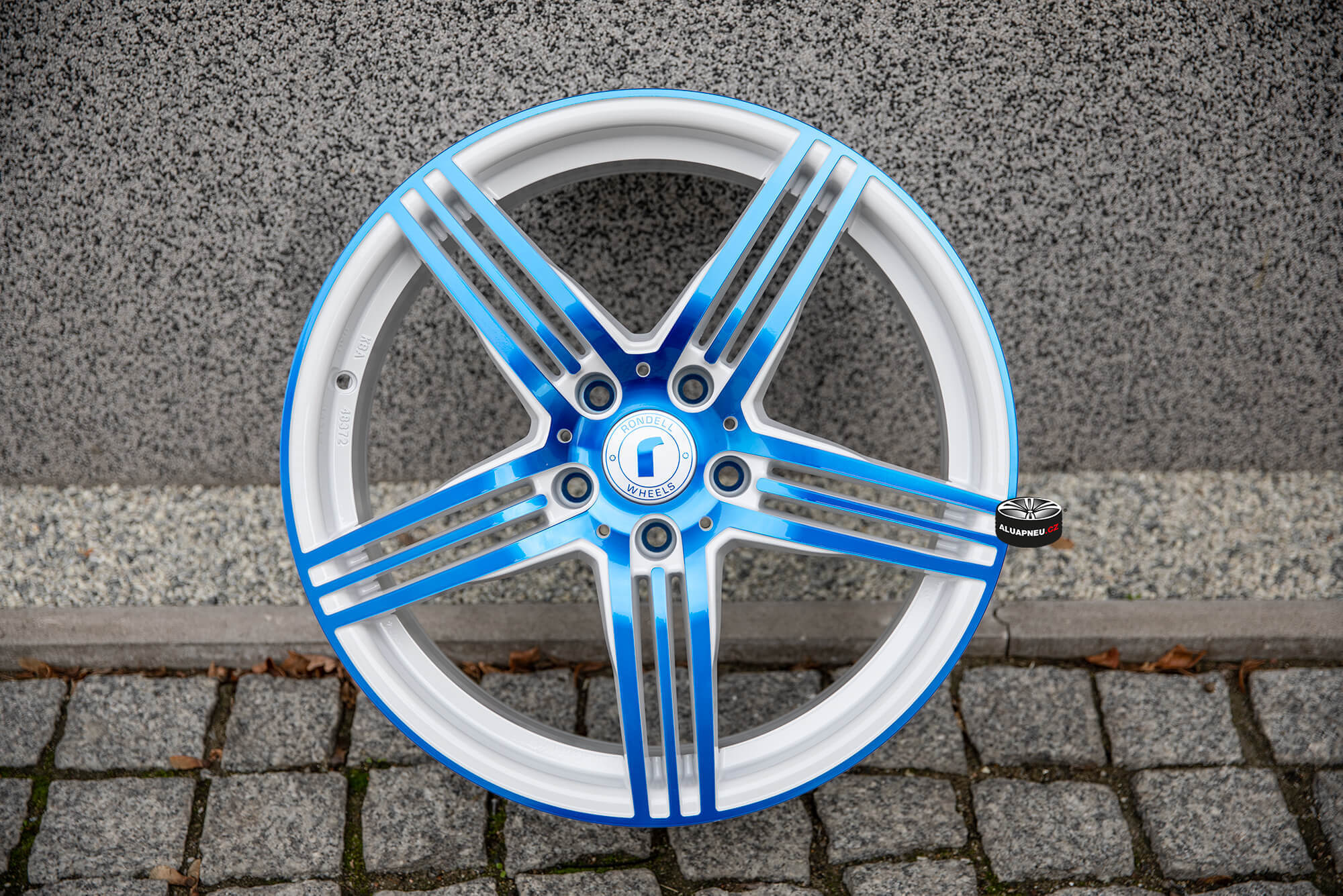Disky Speeds Germany B61 Blue