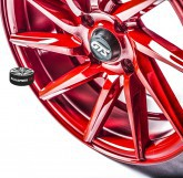 Elektrony Gts Wheels Racing Red limited 4x100 15""