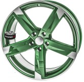 SPEEDS MOTORSPORT 172 GREEN 1