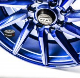 Elektrony Gts Wheels Blue Limited 4x98 15""