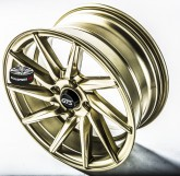 Alu disky Gts Wheels Gold Limited 4x98 15""