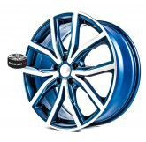 Litá kola SPEEDS MOTORSPORT 171 BLUE 5x112 19""