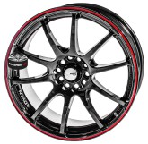 ADVAN RACING RZ BLACK 1