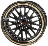 JAPAN RACING model JR10 BLACK BRONZE 1