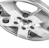 Elektrony WHEELWORLD model WH4 SILVER 5x108 15""