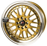 JAPAN RACING model JR10 GOLD 1
