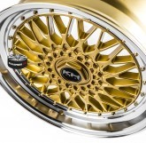Alu disky RS CLASSIC GOLD LIMITED 5x114.3 18""