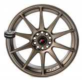 Elektrony JAPAN RACING JR11 BRONZE 5x100 17""