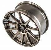 Alu disky JAPAN RACING JR11 BRONZE 5x98 17""
