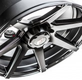 Alu disky JAPAN RACING model JRX3 BLACK 6x139.7 18""