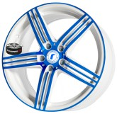 SPEEDS MOTORSPORT B61 BLUE 1