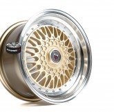 Elektrony RSW RACING 879 GOLD 4x100 16""