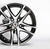 Alu disky RSW RACING model 3104 5x108 15""