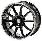 ADVAN RACING RS BLACK 1
