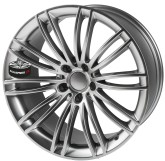 SPEEDS MOTORSPORT B60 SILVER 1