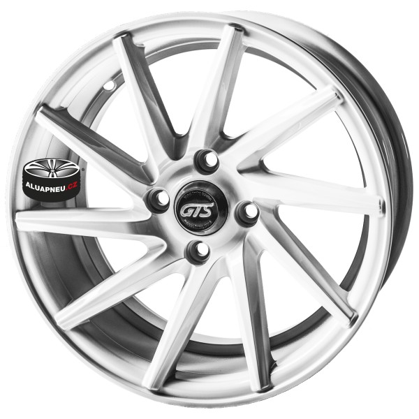 Alu kola Gts Wheels White Limited 4x98 15""
