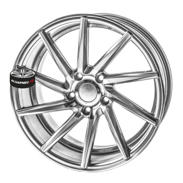 Alu kola MS MOTOR SPORTS ONE 5x114.3 17""