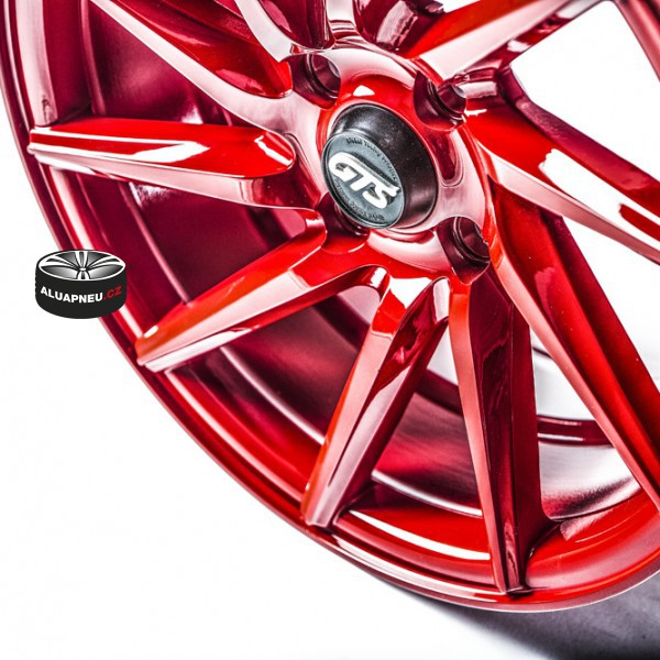 Gts Wheels Racing Red limited 11253