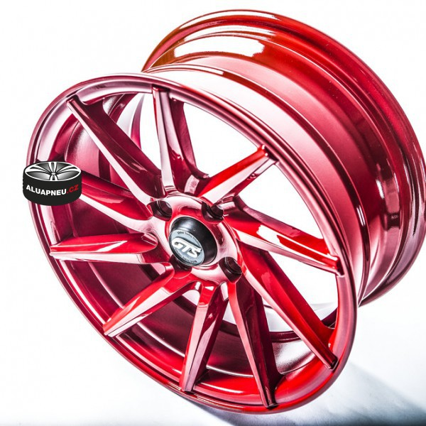 Gts Wheels Racing Red limited 11254