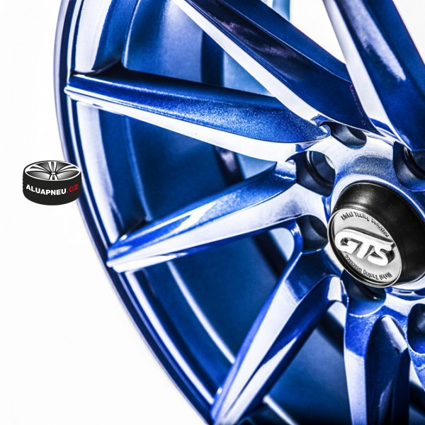 Gts Wheels Blue Limited 11260