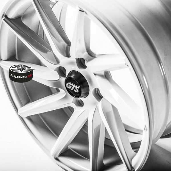 Gts Wheels White Limited 11268