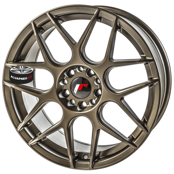Alu kola JAPAN RACING model JR18 BRONZE 5x112 18""