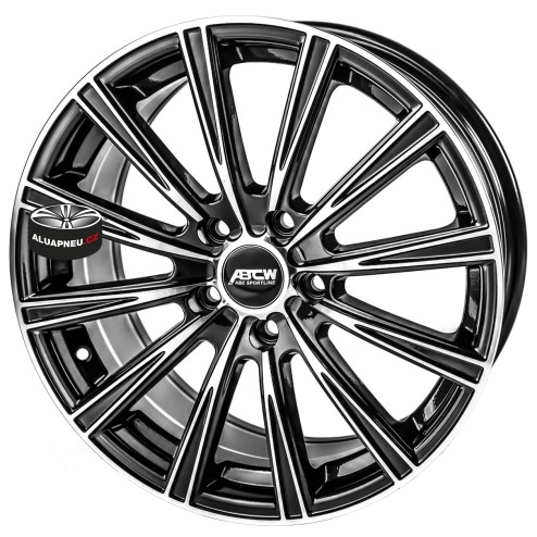 Alu kola ABCWheels model RICHMOND 5x112 17""