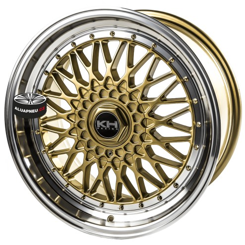 Alu kola RS CLASSIC GOLD LIMITED 5x114.3 18""
