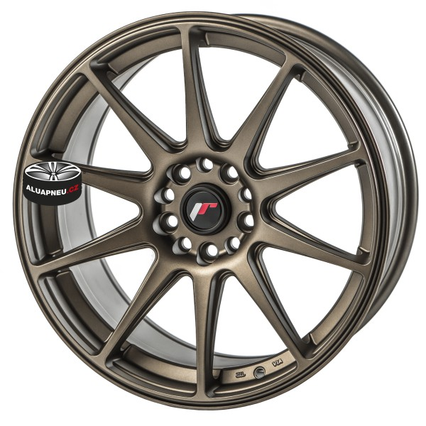 Alu kola JAPAN RACING JR11 BRONZE 5x100 17""