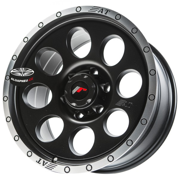 Alu kola JAPAN RACING model JRX4 BLACK 6x139.7 18""