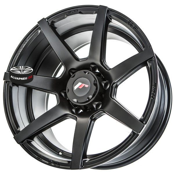 Alu kola JAPAN RACING model JRX3 BLACK 6x139.7 18""