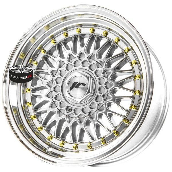 Alu kola JAPAN RACING JR9 SILVER 4x100 15""