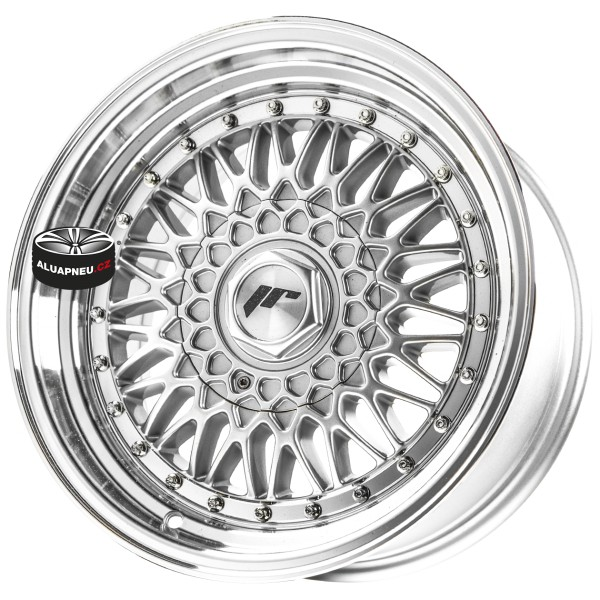 Alu kola JAPAN RACING JR9 SILVER 4x108 16""