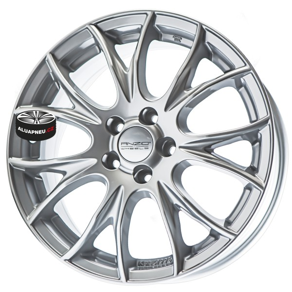 Alu kola ANZIO WHEELS model VISION 5x115 16""