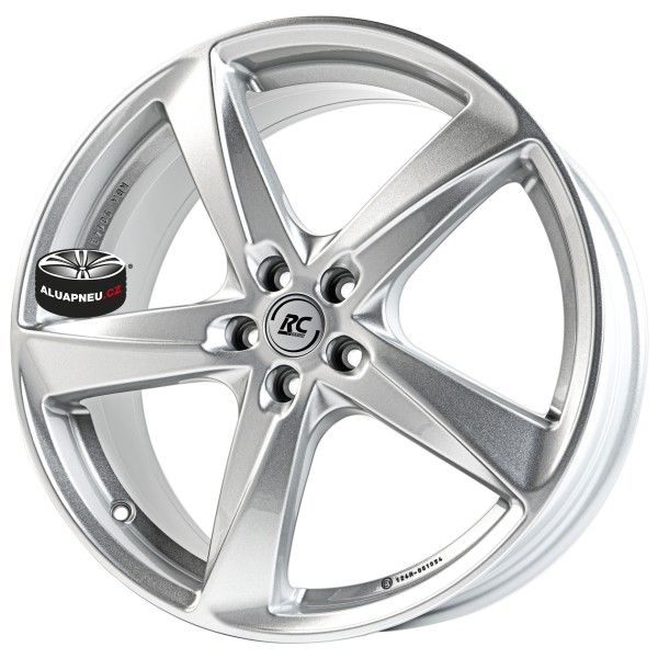 Alu kola BROCK RC30 KS 5x114.3 15""
