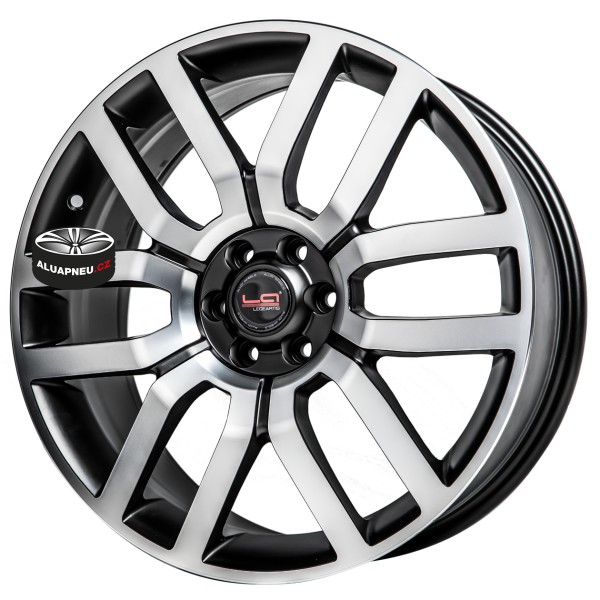 Alu kola REPLICA model 0162 Off Road 6x114.3 18""