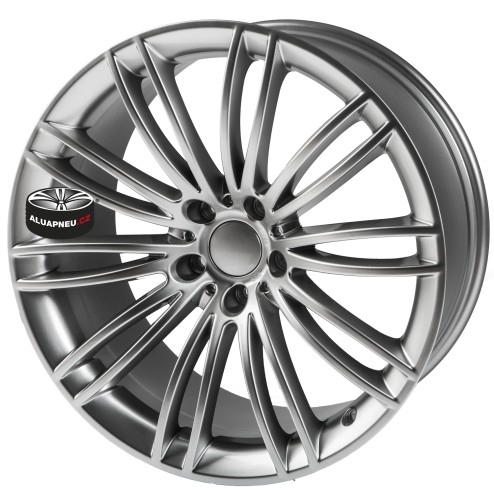 Alu kola SPEEDS MOTORSPORT B60 SILVER 5x120 18""