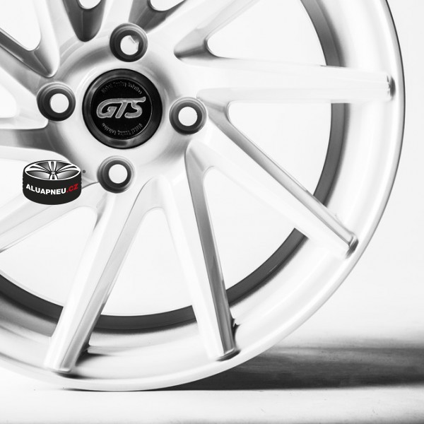 Gts Wheels White Limited 10703
