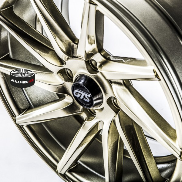Gts Wheels Gold Limited 10711