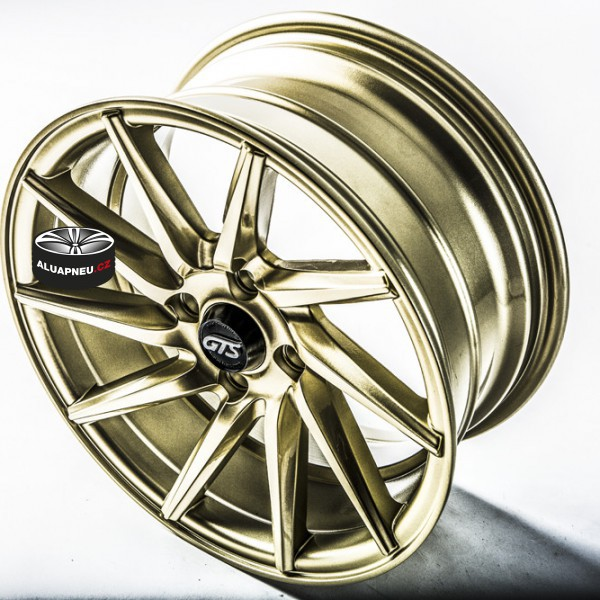 Gts Wheels Gold Limited 10712